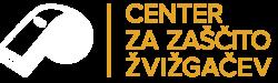 Center za zaščito žvižgačev logo svetli